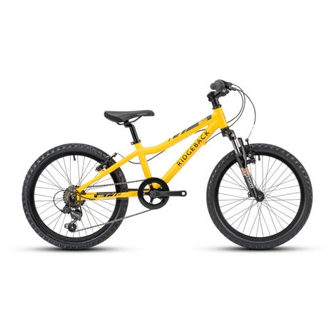 MX20 20 Inch Wheel Yellow Brand Sample (Used)
