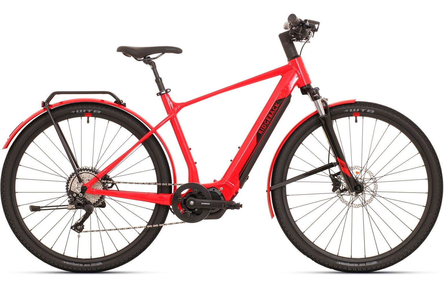 Ridgeback Advance 2021 Red