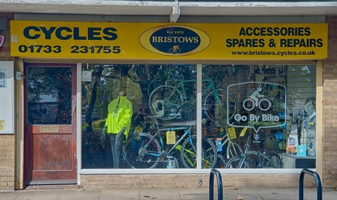 Bristows Cycles