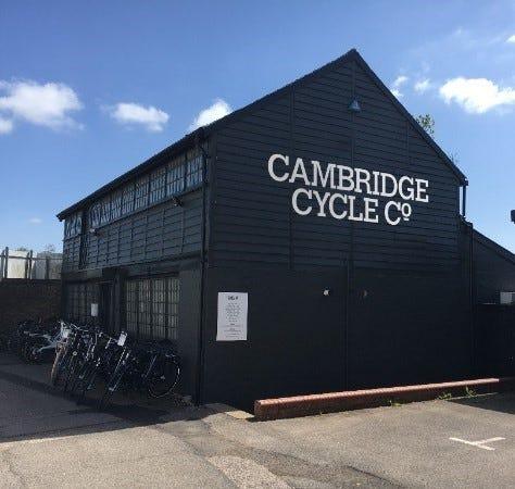 Cambridge Cycle Co