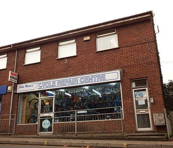 John Wood's Cycle Repair Centre
