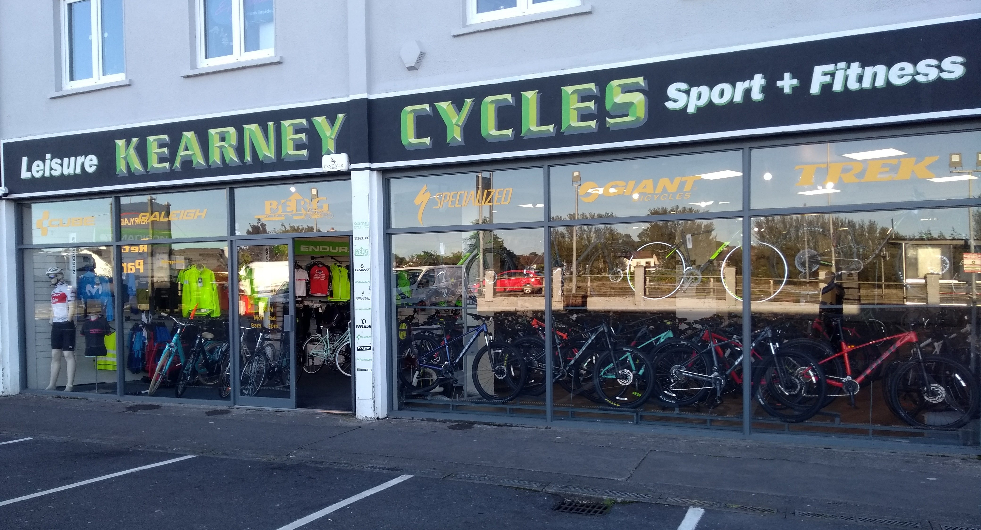 Kearney Cycles
