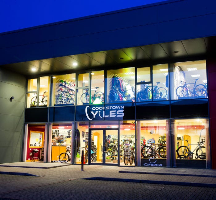 Cookstown Cycles Ltd