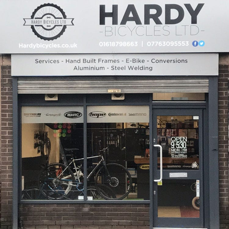 Hardy Bicycles LTD