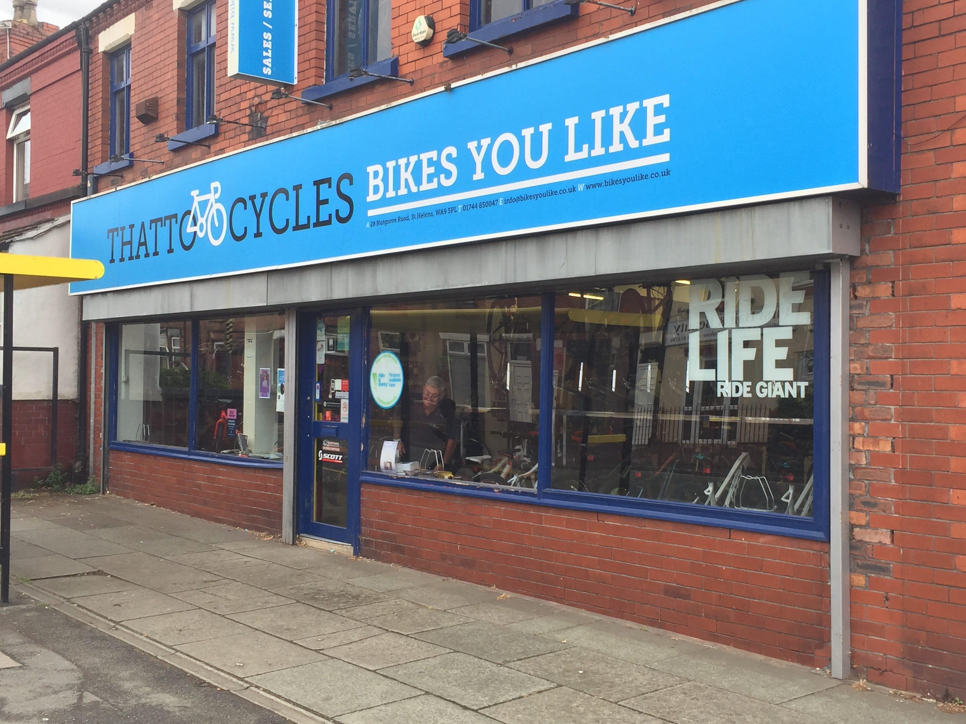 Bikes You Like Ltd