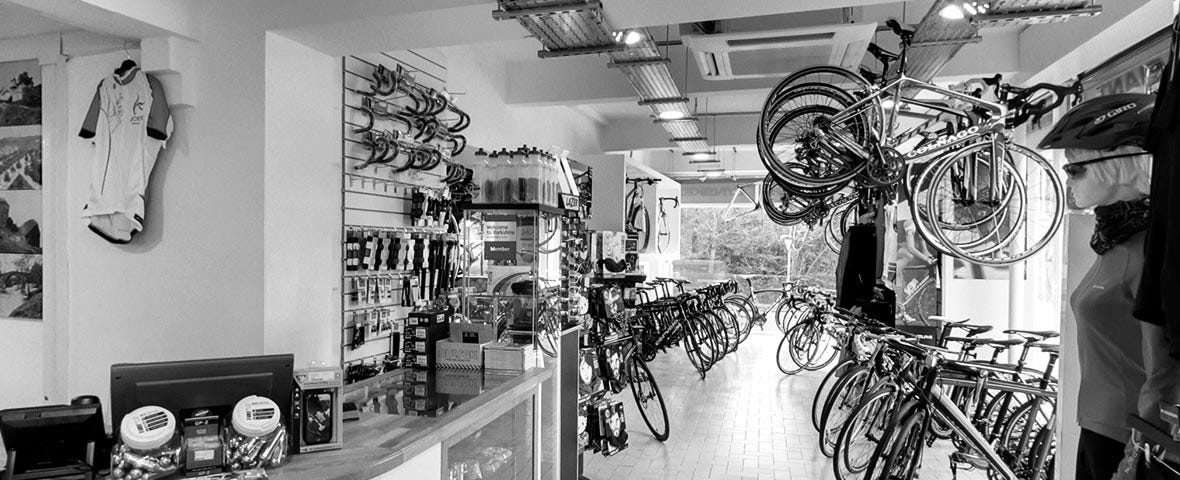 Freewheel-instore